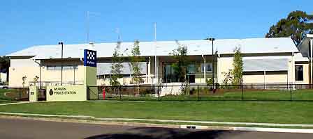 Murgon Police